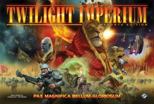 Twilight Imperium Fourth Edition @ Counter Culture Board Game Cafe & Bar